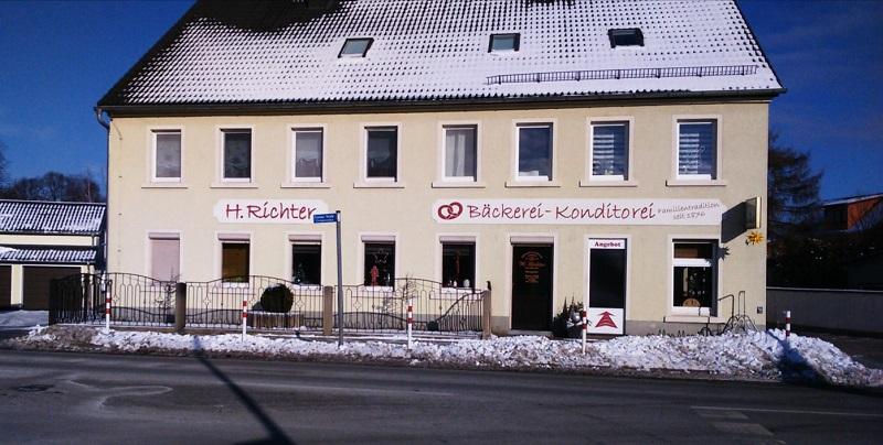 Bild Bäckerei & Konditorei Richter