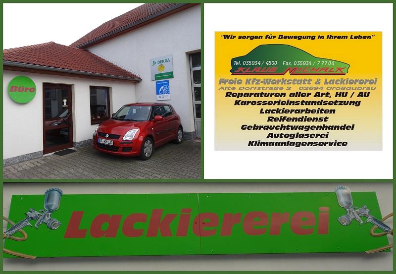 Bild Freie KFZ-Werkstatt Klaus Michalk
