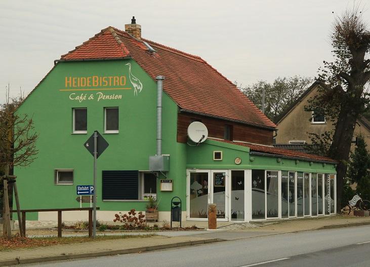 Bild Heidebistro Café & Pension