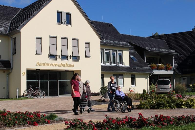 "Bild Oberlausitz Pflegeheim & Kurzzeitpflege GmbH, Seniorenwohnhaus ""Am Heiderand"""