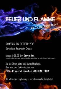 """Tanzabend """"Feuer und Flamme"""""""
